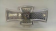 Blingstar Maltese Cross Front Bumper Polished Aluminum Yamaha Raptor 700 700R