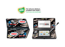 Thomas the Tank Vinyl Skin Sticker for Nintendo 3DS