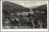 Eisenberg Hermsdorf Klosterlausnitz Partie an 2 Mühlen Postkarte Ansichtskarte