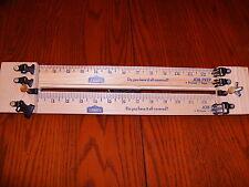 "18"" PARACORD BRACELET MAKING JIG 3 buckles & 2  posts w/shackle fasteners"