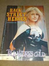BACK STREET HEROES # 17 - NATURES CHILD - Sept 1985