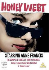 Honey West - All 30 Episodes - 4 DVD Boxset New Sealed
