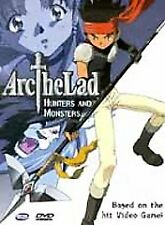 Arc the Lad Vol. 1: Hunters and Monsters (DVD, 2001)