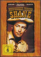 DVD MEIN GROSSER FREUND SHANE # Alan Ladd ++NEU