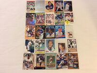 HALL OF FAME Baseball Card Lot 1979-2020 BABE RUTH REGGIE JACKSON BOB GIBSON +