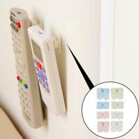 Self Adhesive Hanger Holder TV Remote Control Air Conditioning Sticky Hooks X4O0
