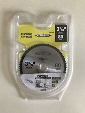 "Performax 3-3/8"" Plywood Saw Blade 80 Teeth"