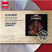 Alban Berg Quartett -Schubert: String Quartets No. New CD