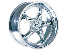 "Brand New MK-X wheel 20"" Chrome 5x114.3 (Set of 4)"