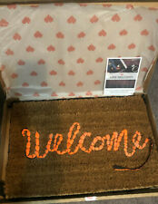 Banksy Welcome Mat - Gross Domestic Product - Love Welcome - Sold Out - Numbered