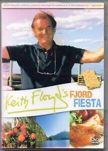 Keith Floyd Fjord Fiesta (DVD 2 - Disc Set)