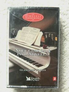 76310 Cassette 2 Noel Coward & Ivor Novello [NEW / SEALED] Cassette Album