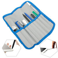 9pcs Professional Opening Pry Tool Repair Kit with Non-abrasive Nylon Spudgers