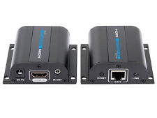 HDMI Extender Over Single CAT5 with IR CAT5E/6 3D 1080P (up to 60m) VE800A