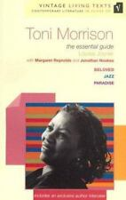 Toni Morrison: The Essential Guide (Beloved, Jazz, Paradise)-ExLibrary