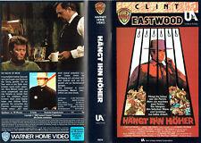 (VHS) Hängt ihn höher - Clint Eastwood, Inger Stevens, Ed Begley, Pat Hingle