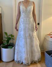 Allure Bridals C167 Wedding Dress Beaded