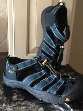 Keen>H2 NEWPORT MENS 5 Or Womens 7 sandals Sport  shoes navy Origi.$99.00 EUC