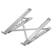 Aluminum Alloy Folding Laptop Stand Cooling Adjustable Desk Stand Tablet Holder