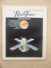 Radio Times/1976/Viking Space Probe/Carl Sagan/Battle of the Somme/Pizarro/
