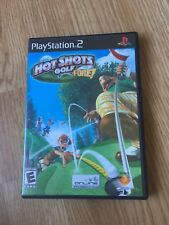 Hot Shots Golf Fore PS2 Sony PlayStation 2 Cib Game XP1