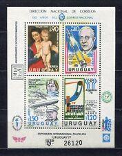 s5479) URUGUAY 1977 MNH** WC Football'78 - CM Calcio S/S
