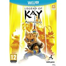 Legend of Kay Anniversary Wii U Game