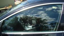 VOLVO S60 LEFT FRONT DOOR WINDOW/ GLASS,  F SERIES, 12/10- 17