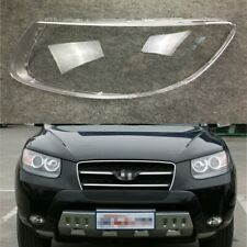 For Hyundai Santa Fe 2008 2009 2010 2011 2012 Car Headlight Headlamp Clear Lens
