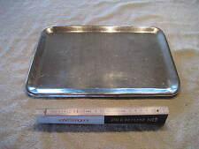 Edelstahl Verkaufsschale Gastro Tablett ca 33,5 x 23,5 x 1 cm Servierplatte 86