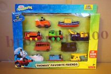 Thomas and Friends Adventures Thomas' Favorite Friends 10 Diecast Metal Engines