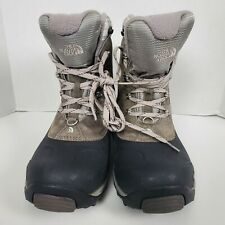 The North Face Chilkat II Grey/Black 632207 Women Size 10