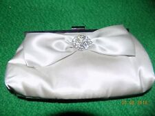 vintage silver touch of Nina evening bag chain strap