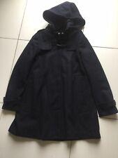 Manteau / Duffle coat  avec capuche Bleu Marine - Kookai - taille 34