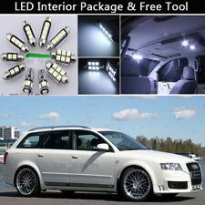 20PCS Canbus LED Interior Lights Package kit Fit 02-2008 Audi A4 S4 B6 Avant J1