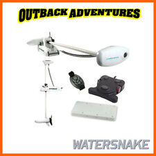 WATERSNAKE COMBAT CRC54/48 REMOTE BOW MOUNT ELECTRIC MOTOR BOATING