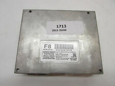 2013 LEXUS IS250 TELEPHONE COMMUNICATION MODULE 86741-33030 OEM 10 11 12 13
