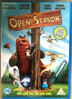 Open Season DVD 2006 Animated Family Feature Film Movie