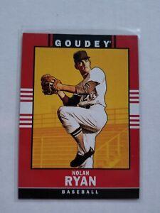 2014 Upper Deck Goodwin Champions Goudey Nolan Ryan