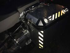 R1200GSA R1200GS BLACK SUPER REFLECTIVE PANNIER CHEVRONS R1200GSA  R1200GS