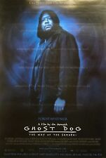 Ghost Dog 27x40 DS One Sheet Movie Poster 1999 Forrest Whittaker