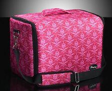 BBeautylounge Bottle bag Pink Nail polish carry case Mobile Beauty