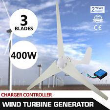 12V Generatore Eolico 400W Generatore Eolico a Turbina 800R/min con 3 Pale