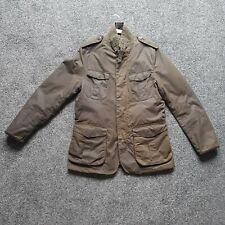 Barbour Dock Wax Jacket Rare