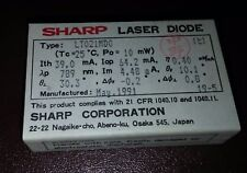 10mW, 780nm Laser Diode Sharp LT021MDO