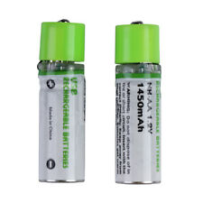 2Pcs AA Battery Nimh AA 1.2V 1450MAH Rechargeable Battery NIMH USB AA 1450