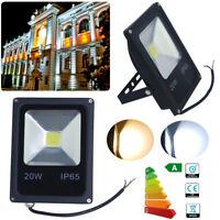 10W 20W LED Flood Light Security Lights Spotlight Garden Yard Working Lamp IP65