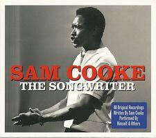 SAM COOKE THE SONGWRITER - 2 CD BOX SET - 40 ORIGINAL RECORDINGS