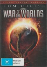 D.V.D MOVIE  DB188   WAR OF THE WORLDS  /  TOM CRUISE   DVD