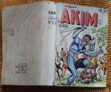 AKIM ALBUM RELIE No  63<373  a 376>  <<1975